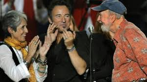 Bruce, Joan and Pete