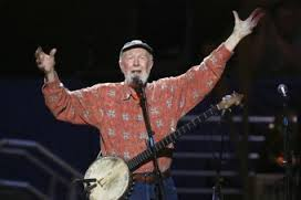 Pete Seeger  - Breathing in