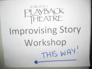 Improv Workshop - Toronto